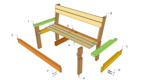 Woodworking Bench Plans – Woodworking Benches