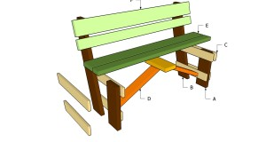 Easy As 1-2-3: Woodworking Bench Plans